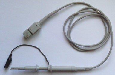 Sonde de tension pour oscilloscope