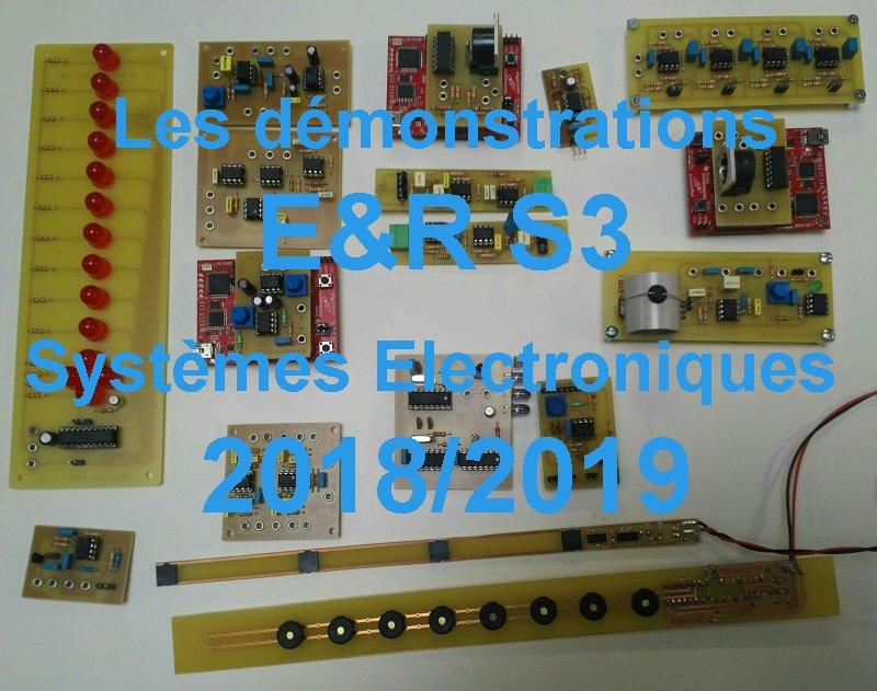 [S3] Démonstrations E&R